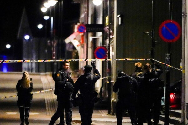 Bow and arrow assault kills and injures a number of folks in Norway, terrorism not dominated out (PHOTOS)