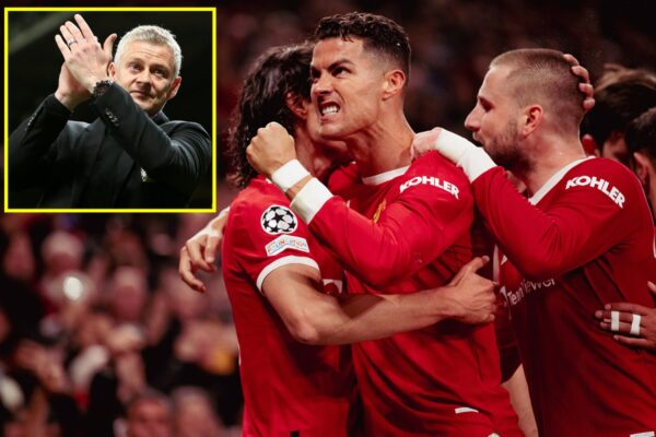 Cristiano Ronaldo eases strain on Ole Gunnar Solskjaer as Manchester United battle again to say gorgeous Champions League victory over Atalanta