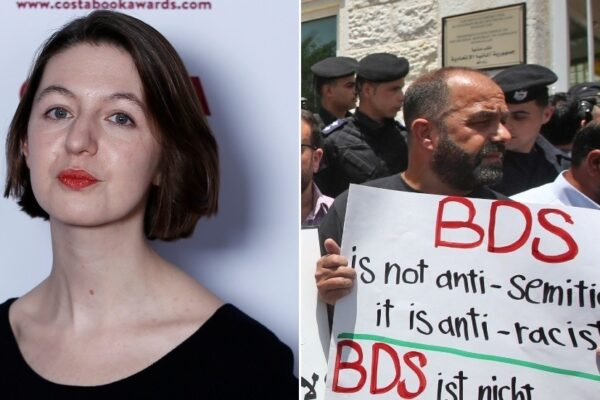 Irish literary prodigy Sally Rooney, who helps the 'BDS' boycott of Israel, is blasted for 'refusing to publish e-book in Hebrew'