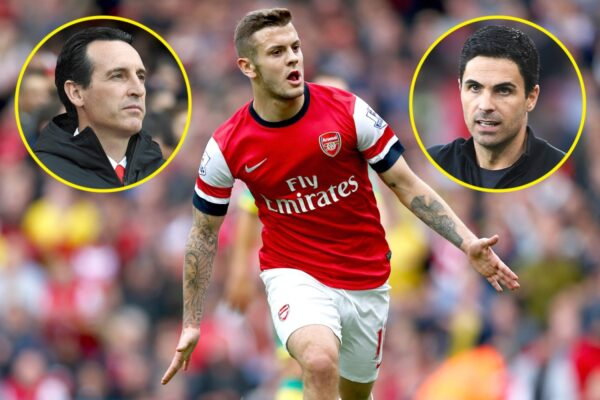 Jack Wilshere on what Arsenal's targets ought to be, children to be careful for, Mikel Arteta's impression and why Unai Emery 'wasn't the correct man'