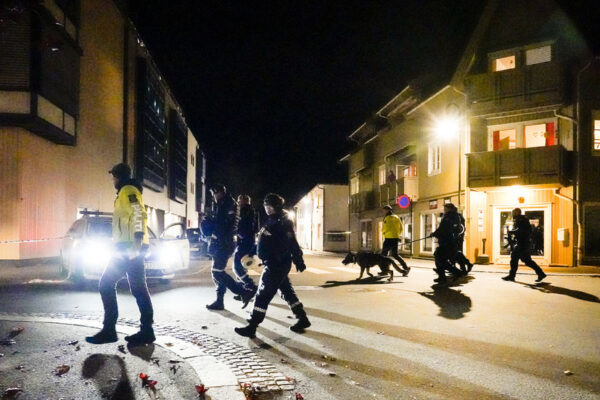 Norway bow-and-arrow assault seems to be 'act of terror', home safety service says, follow-up violence a threat