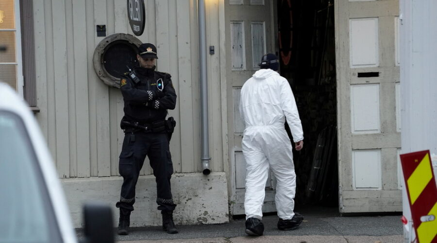 Norway bow and arrow attacker, who killed 5, had converted to Islam with police worried over radicalization signs