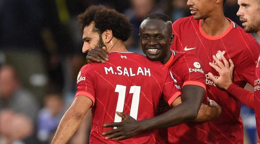Who are the top African goalscorers in Premier League history? Liverpool star Sadio Mane set to hit 100 goals while Mohamed Salah closing in on Chelsea legend Didier Drogba's record