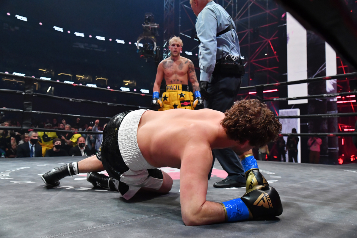 Ben Askren 'embarrassed' by Jake Paul result, apologises on Twitter and says won't fight again as he is retire with big purse with coaching aim
