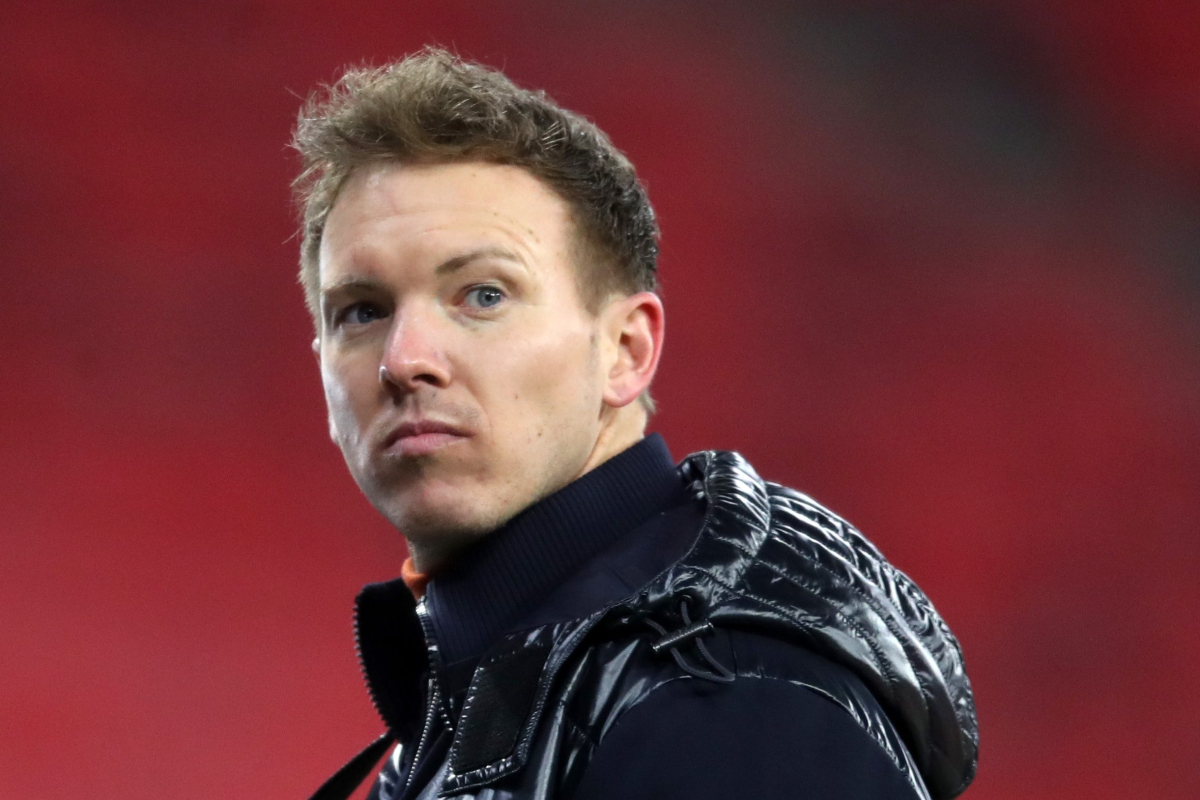 Julian Nagelsmann 'not going to war' with RB Leipzig as Bayern Munich speculation ramps up after Hansi Flick says he wants to leave
