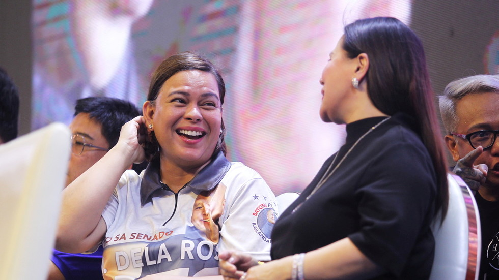 Duterte's daughter searching for reelection as Davao mayor, regardless of main polls to succeed her father as Philippines chief