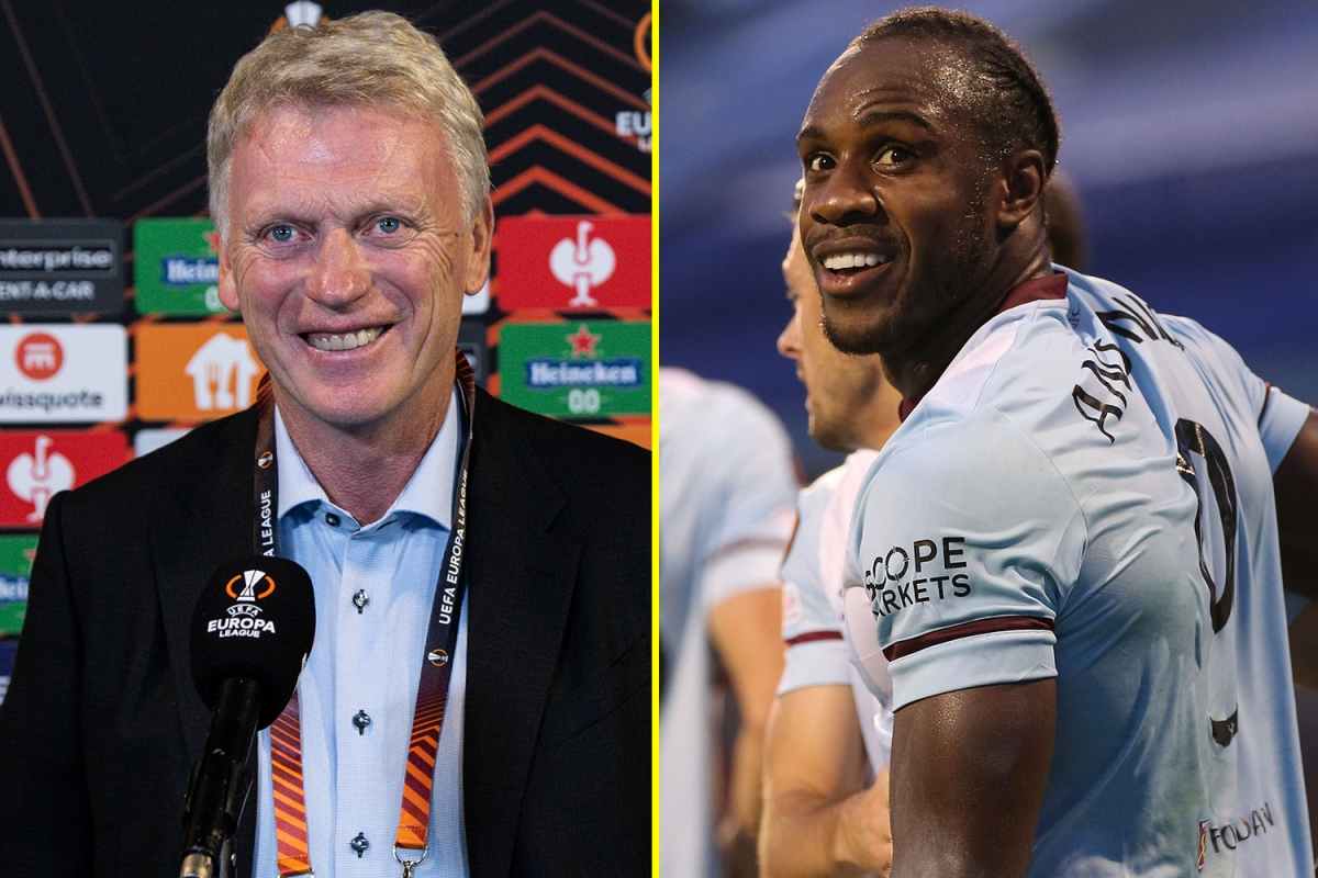 Manchester United will be 'thankful' Michail Antonio is absent for weekend clash as West Ham set for big test without their talisman after starring in Europa League