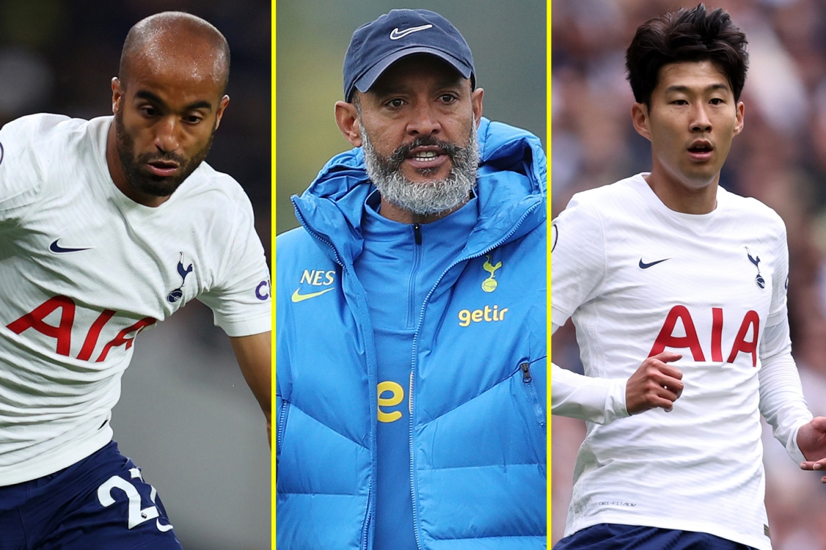 Nuno Espirito Santo laments Tottenham's 'horrible' damage disaster as Steven Bergwijn and Lucas Moura limp off and Jamie O'Hara questions squad depth forward of essential Chelsea conflict