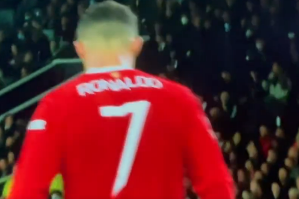 Cristiano Ronaldo was each Manchester United fan in his indignant response to Atalanta's second objective in Champions League match as strain grows on Ole Gunnar Solskjaer