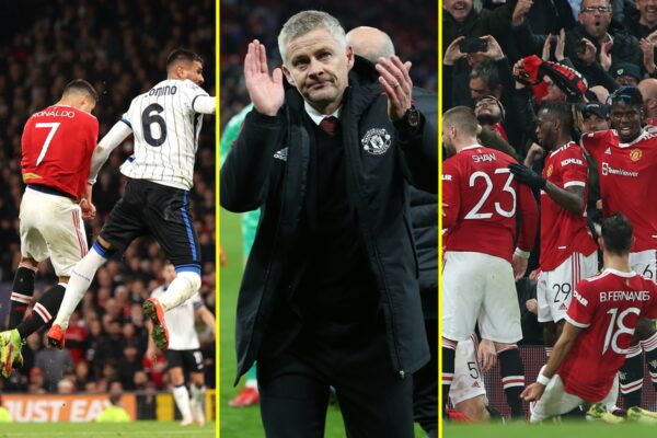 Ole Gunnar Solskjaer labelled 'Ole Houdini' after Manchester United's comeback win however overcome Atalanta highlights worrying development for 'Jekyll and Hyde' Purple Devils